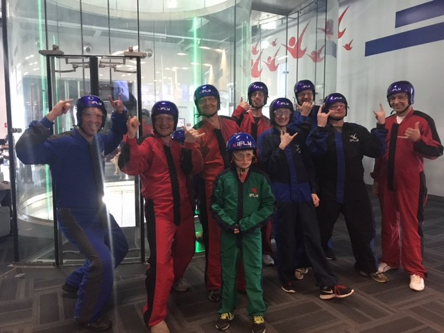 Company outing – it's good to have fun together