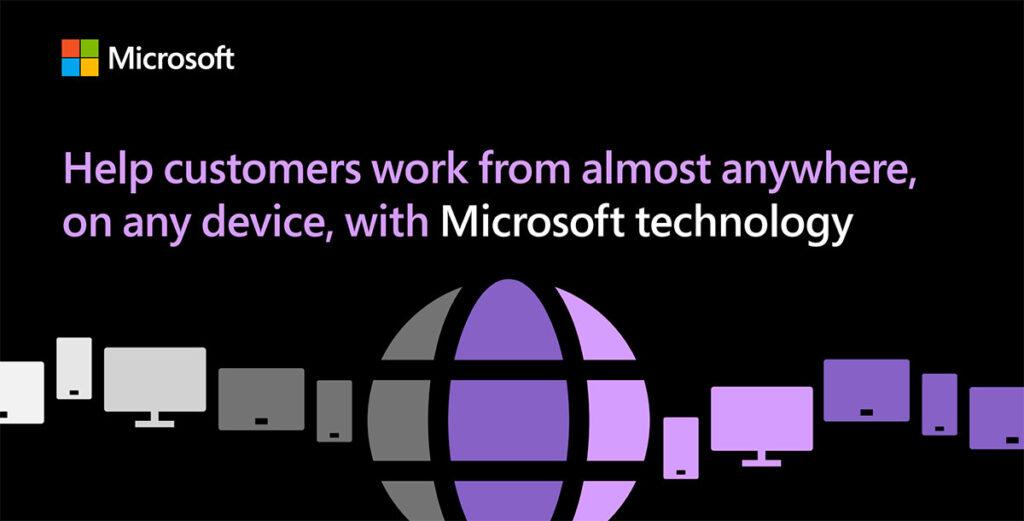 Microsoft- Remote technology